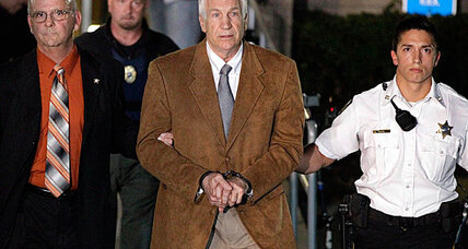 Jerry Sandusky's adopted son lied to grand jury, now says he was molested