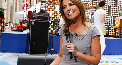 Savannah Guthrie: Can she rescue 'Today' show?