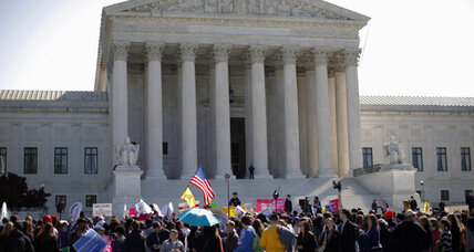 Health-care law: How Supreme Court ruling could affect US budget