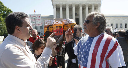 Poll: Supreme Court ruling on Arizona immigration may alienate Latino voters