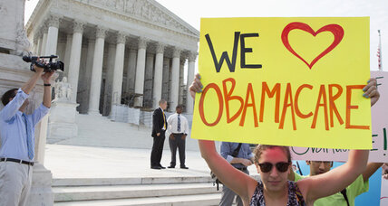 Supreme Court upholds individual mandate of health care reform law