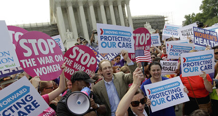 Obama wins big on health-care law, but court ruling sure to energize GOP (+video)