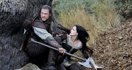Snow White and the Huntsman: movie review (+video)