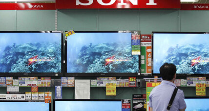 As Sony struggles, many see cautionary tale for Japan