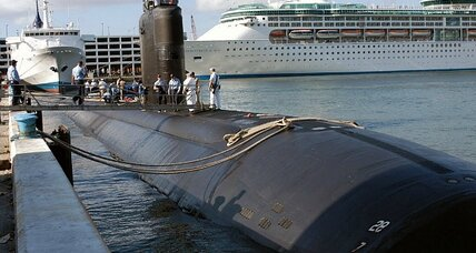 Sub fire could have ripple effects for Navy fleet