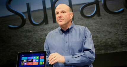 Microsoft Surface: first serious iPad competitor?