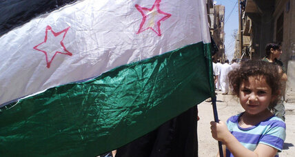 In bid for unity, Syrian opposition group picks Kurd to lead