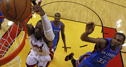 Thunder can't close deal in Game 3 loss to Heat