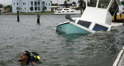 Why tropical storm Debby is such a wet, sloppy slow poke