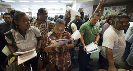 Poor unemployment report points to troubled US economy