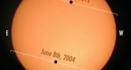 How to watch the transit of Venus online