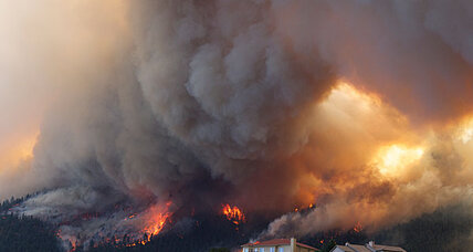 Waldo Canyon fire reaches 'epic proportions' (+video)
