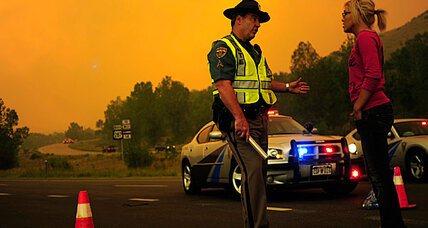 Wildfires in Colorado, New Mexico, and Wyoming force evacuations (+video)