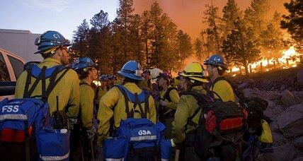 Report: Wildfire risks around the world likely to change dramatically