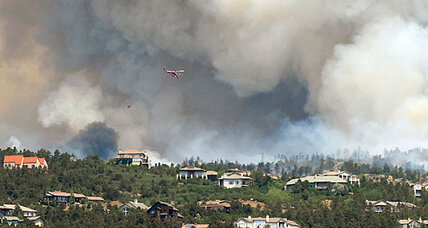 Colorado faces worst wildfire season in a decade (+video)