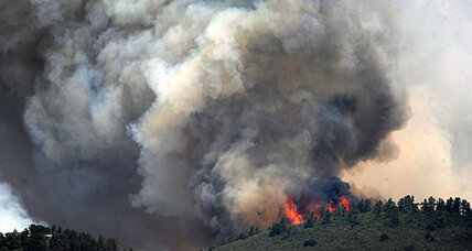 Colorado wildfires keep Pikes Peak railway closed