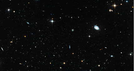 Hubble telescope reveals mysterious 'ghost galaxies' of ancient universe