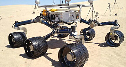 Future Mars rover mission could rely on new supersonic parachutes, atomic clocks (+video)