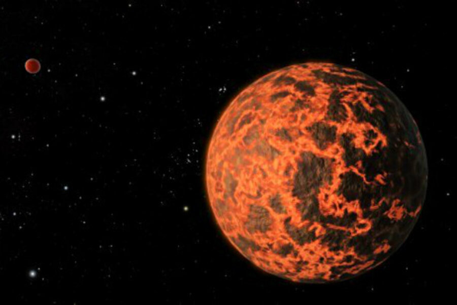 Scientists find new alien planet, smaller and hotter than Earth
