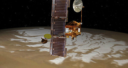Odyssey successfully positioned for new Mars Rover's landing, NASA says