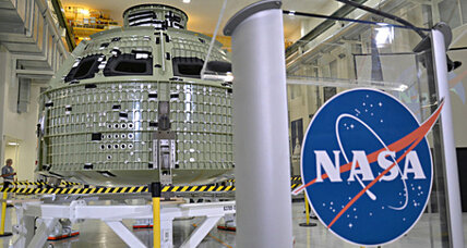 Orion space capsule: NASA gets ready for 2014 test launch