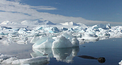 Humongous hidden Antarctic rift could be speeding ice melt, say scientists (+video)