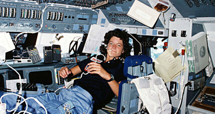 Sally Ride: Why aren't there any openly gay astronauts?