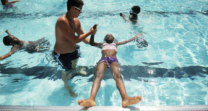 90 child drownings since Memorial Day: waterproof your kids