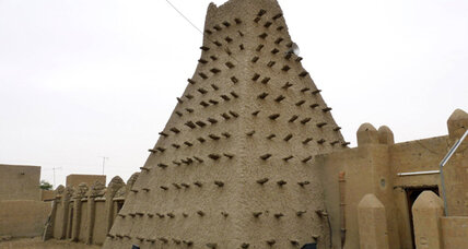 Again: Islamists destroy monuments, this time in Timbuktu