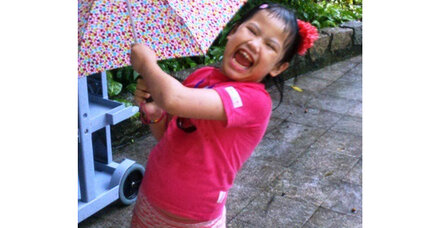 China adoption diary: Tears and a monsoon in today's forecast