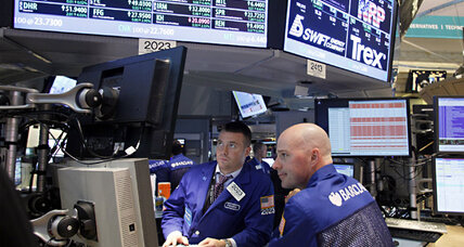 Stock market rises in early trading as US awaits jobs report