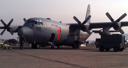 Key part of firefighting fleet grounded after fatal S.D. C-130 crash