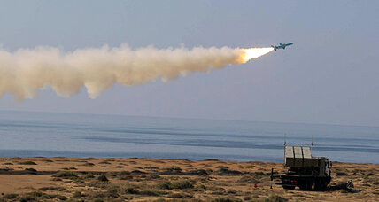 Iran tests missiles that it says can reach Israel