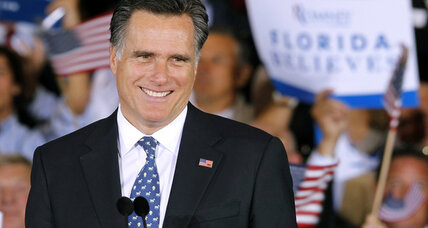 Why is Mitt Romney going to Israel?