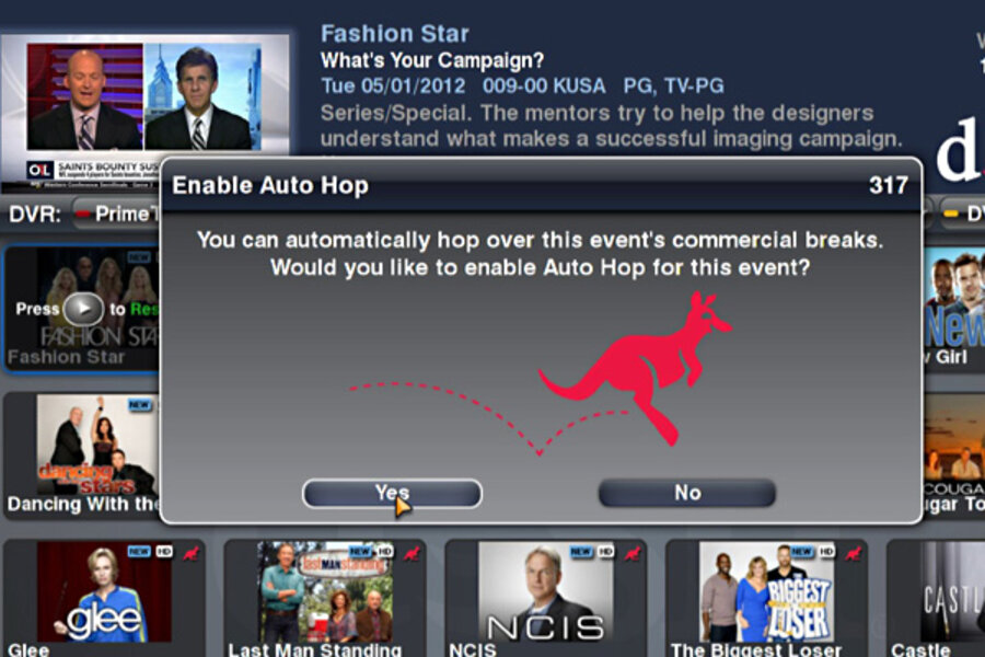 No TV ads? Maybe not  NBC, FOX, CBS sue over ad-skip feature