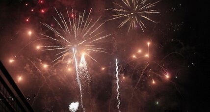 Independence Day: Do July 4 droughts hurt fireworks sales?