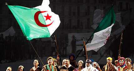 Fifty years after Algerian freedom, youths take fresh look at France (+video)