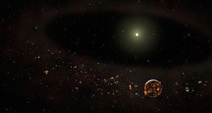 How did an entire star system's worth of dust just vanish? Scientists baffled.
