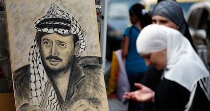 French paper asserts officials know more about Arafat's death than told