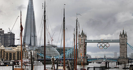 London's Shard: architectural marvel or enormous salt shaker?