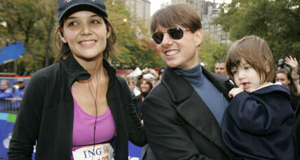Katie Holmes-Tom Cruise divorce: dealing with religious splits