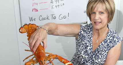 Lobster cheaper than bologna? True, thanks to surplus.