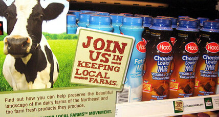 Pay more for milk? Initiative aims to support family farms