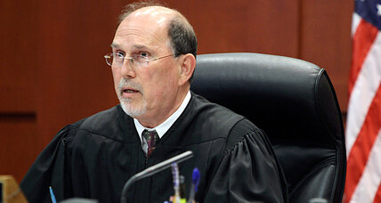 Judge's rebuke to George Zimmerman: turning point in Trayvon Martin case?
