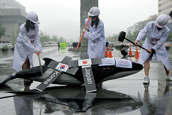 south korea  if japan can hunt whales  so can we