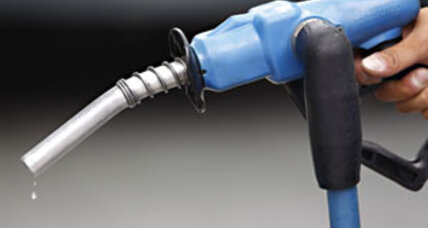 The return of the gas guzzler? Average fuel economy drops in June.