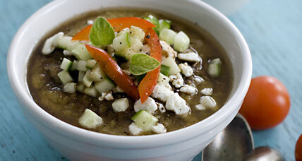 Garbage soup: Put  those table scraps to good use