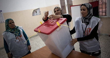 Libya's liberals claim they lead in historic election