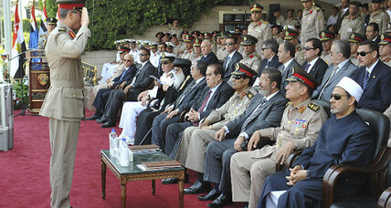 In Egypt: Will parliament reconvene?
