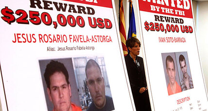 'Fast and Furious': US offers reward for info on border agent's killers